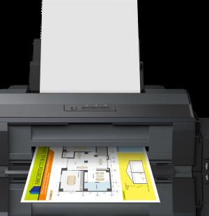 چاپگر رنگی A3 جوهرافشان اپسون Epson L1300 ITS printer