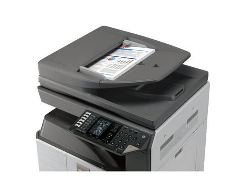 sharp photocopy AR-6020N