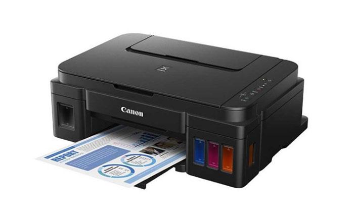 پرینتر-چندکاره-جوهرافشان-مخصوص-چاپ-عکس-کانن-مدل CANON-PIXMA-G2400- (1)