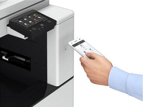 مشخصات فنی دستگاه-کپی-رنگی-لیزری-کانن-CANON-imageRUNNER-C3025i (2)