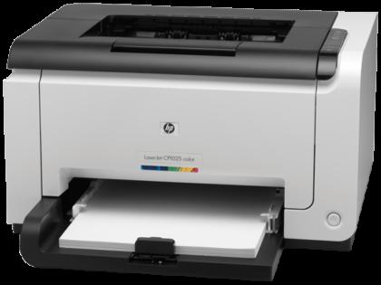 HP LaserJet 1025 Color 3