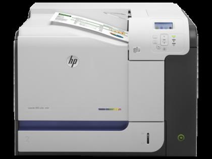 HP LaserJet Enterprise 500 color Printer M551n 3