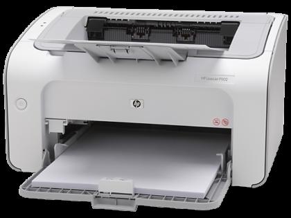 HP LaserJet Pro P1102 PrinterCE651A 2