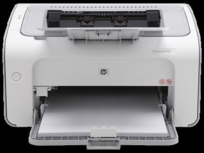 پرینتر لیزری تک کاره اچ پی مدل HP P1102