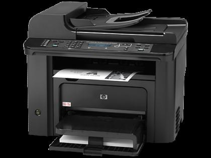 HP LaserJet Pro M1536dnf 1