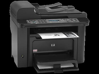 HP LaserJet Pro M1536dnf 2