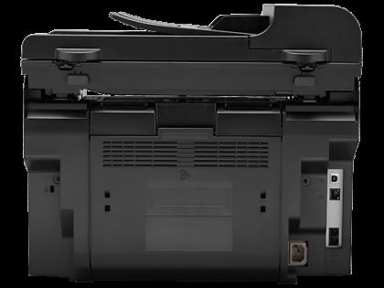 HP LaserJet Pro M1536dnf 3