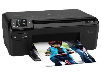 پرینتر چند کاره رنگی جوهرافشان اچ پی مدل HP Photosmart D110