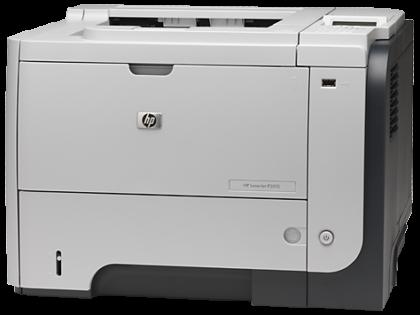 1 HP LaserJet Enterprise P3015dn Printer