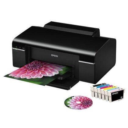 EPSON Stylus P50 Printer
