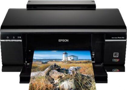 Epson Stylus Photo P50 Epson