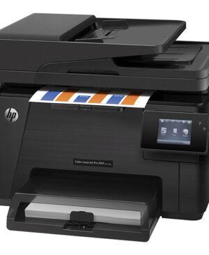 پرینتر چندکاره لیزری رنگی اچ پی مدل HP M177fw
