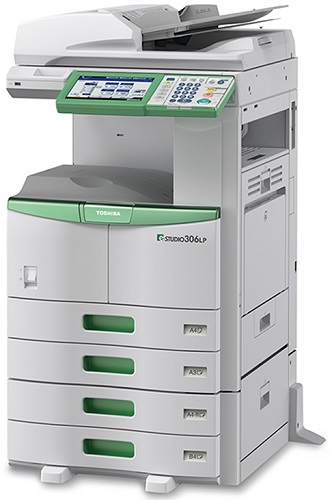 Toshiba e Studio 306LP copier