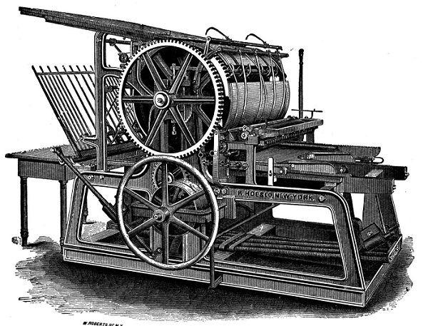 oldest printer