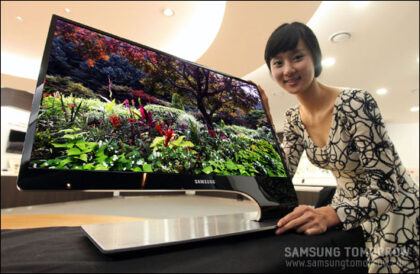27 LED Monitor S27A950D SAMSUNG