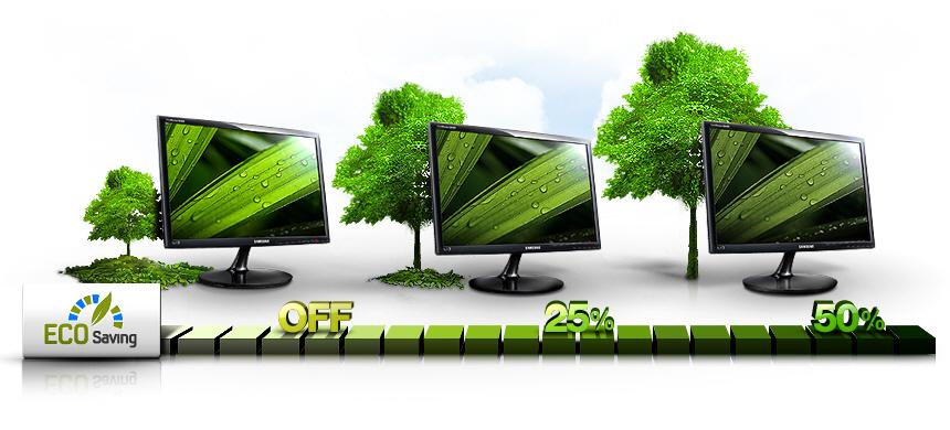 کنترل روشنایی، صرفه جویی در مصرف انرژی