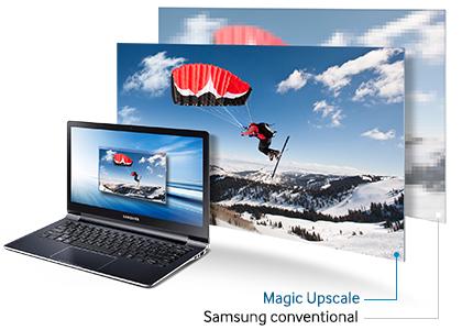 تصاویر را با کیفیت تر و نسبت تصویر بزرگتر مشاهده کنید