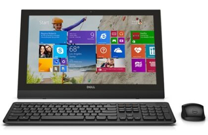 dell inspiron 20 3043 all in one pc