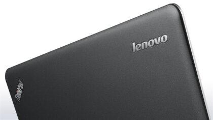 lenovo laptop thinkpad e540 touch black cover detail 2