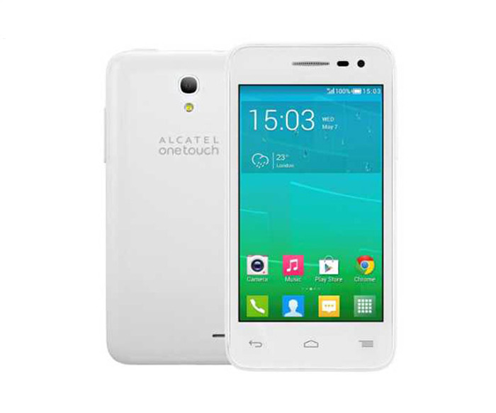 Alcatel One Touch pop s3 4