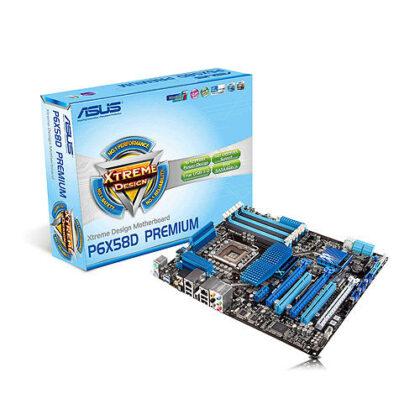 Asus P6X58D Premium