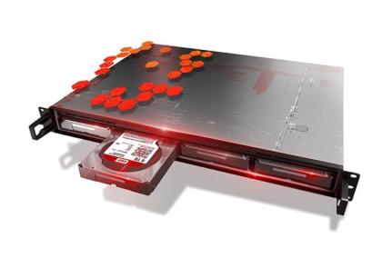 Hard Disk Western 1TB WD10EFRX
