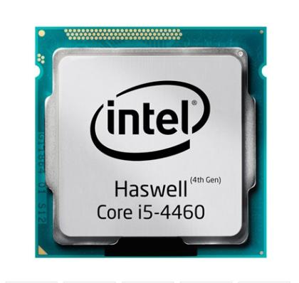 Intel Haswell Core i5 4460 CPU