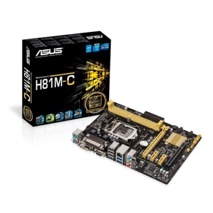Motherboards H81MC