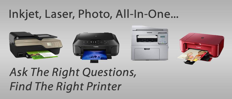 Printer Buying Guide Banner