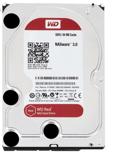 Western 1TB WD10EFRX Hard Disk