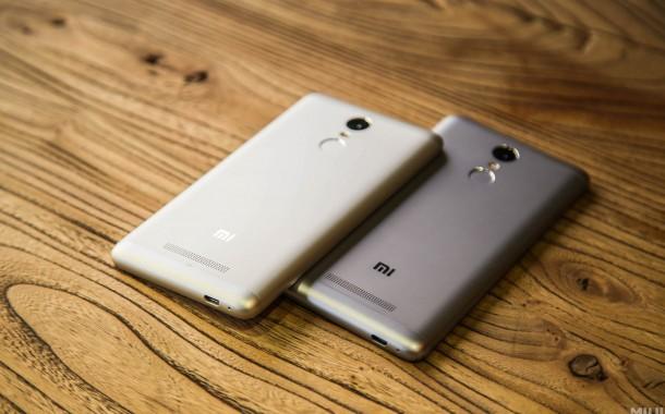 Xiaomi Redmi Note 3 4