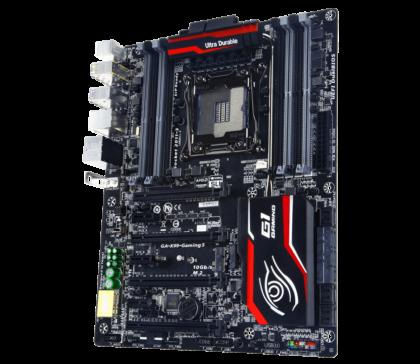 motherboard GA X99 Gaming 5