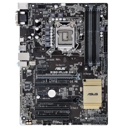 Asus B150 PLUS D3 Motherboard