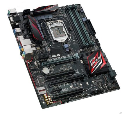 Asus B150 PRO GAMING D3 Motherboard2