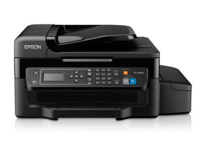 Epson WorkForce ET 4500 EcoTank All in One Printer