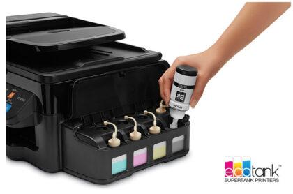 Epson WorkForce ET 4500 EcoTank All in One Printer1