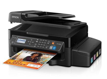 Epson WorkForce ET 4500 EcoTank Printer1