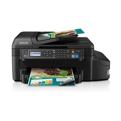 Epson WorkForce ET 4550 EcoTank™ All in One Printer 1
