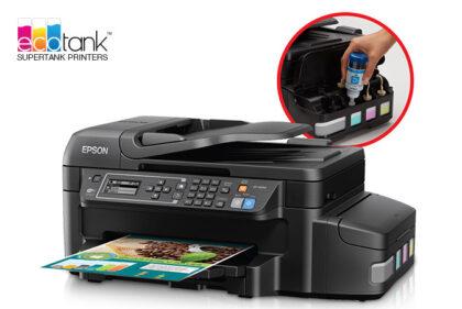 Epson WorkForce ET 4550 EcoTank™ All in One Printer