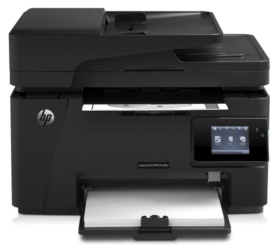 HP LaserJet Pro MFP M128fw driver