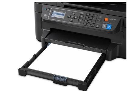printer Epson WorkForce ET 4550 EcoTank
