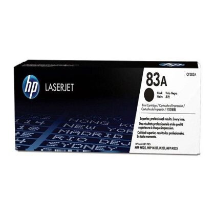 HP 83A black CF283A