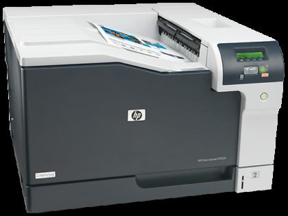 Office Color Laser Printers HP Color LaserJet Professional CP5225 Printer