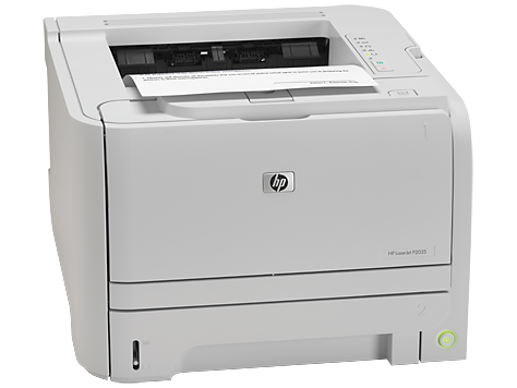 driver HP LaserJet P2035 Printer