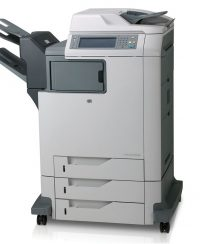 پرینتر لیزری رنگی اچ پی HP Color LaserJet 4730 Multifunction Printer series