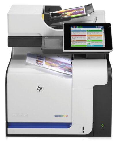 پرینتر چهار کاره لیزری رنگی HP 500 Color MFP M575dn