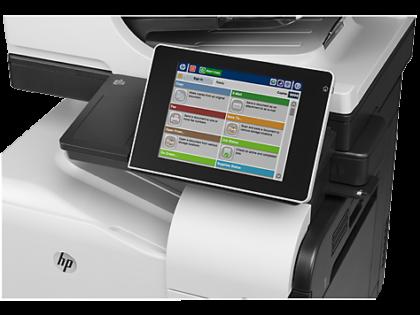 پرینتر لیزری رنگی 4 کاره HP LaserJet Enterprise 500 Color MFP M575dn