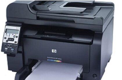 HP LaserJet Pro 100 MFP M175nw 2