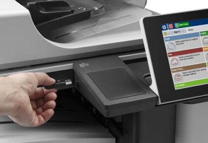 پرینتر لیزری رنگی A3 زن اچ پی - HP Color LaserJet MFP M775dn Printer