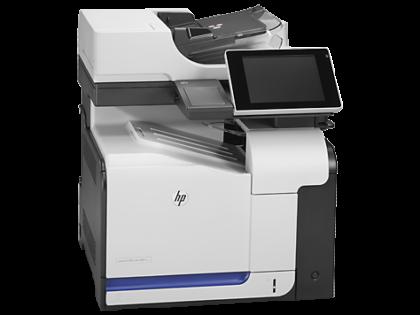 hp color laserjet 575DN